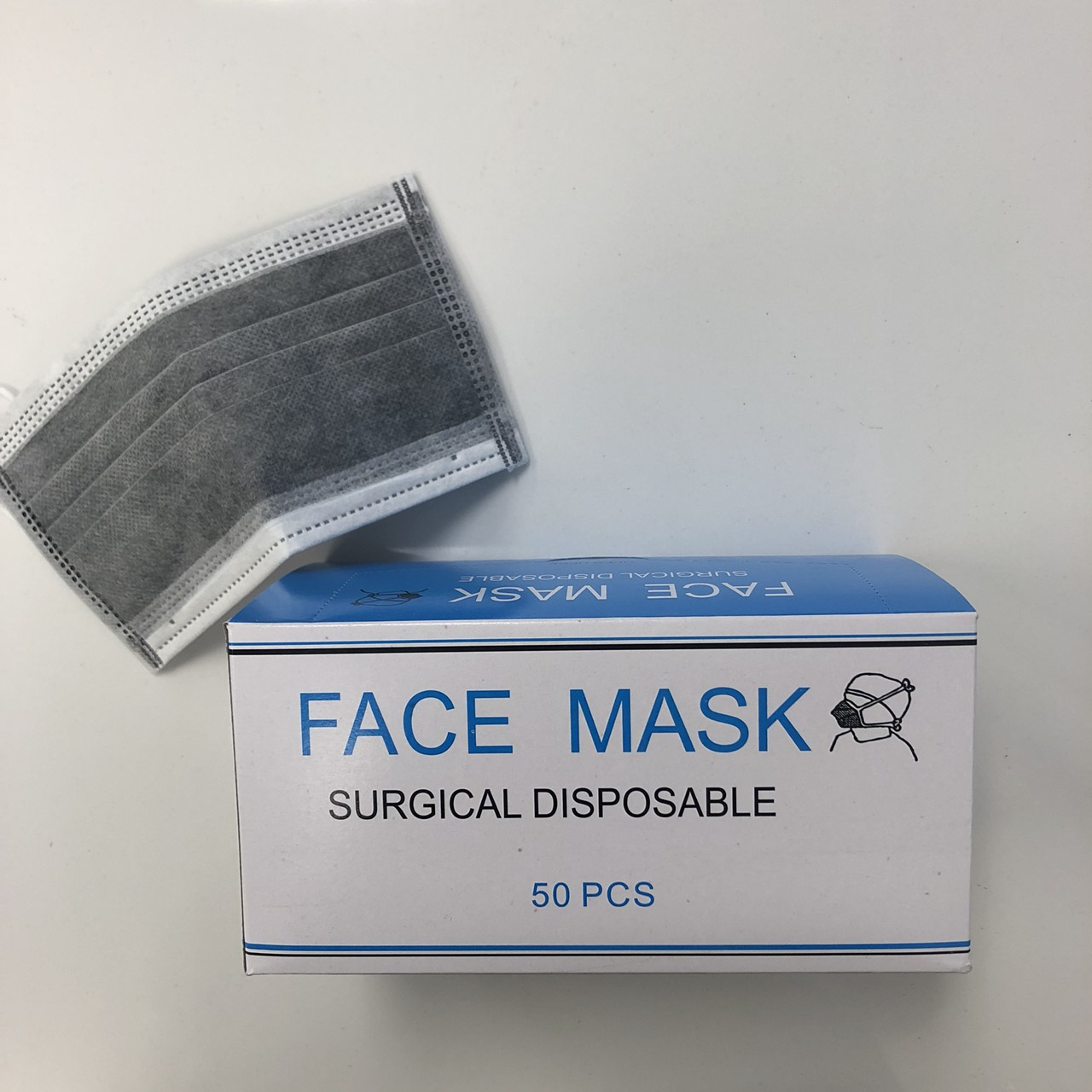 Face Mask (Carbon Filter)